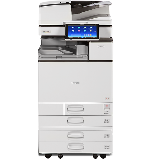 Ricoh-MP-C3004-2-1 Managed Print Solutions NW. Photocopier Rental Preston.