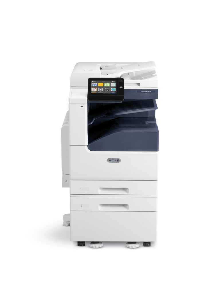 Managed Print Solutions NW Xero versalink c7020