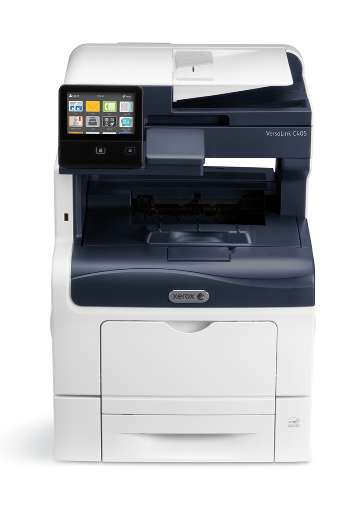 Managed Print Solutions NW VersaLink C405 image