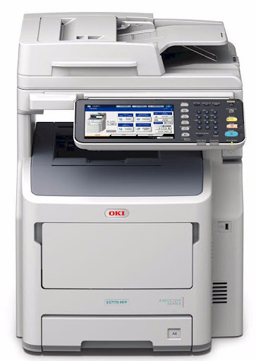 OKI ES7470 Managed Print Solutions NW