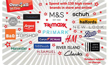 Managed Print Solutions NW high street voucher offer promo